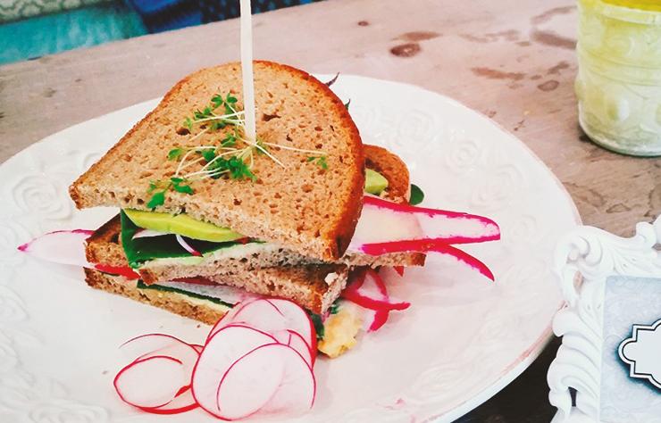 lieblingscafe sandwiches